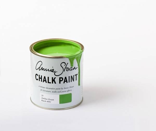 Bilde av Antibes Green Chalk Paint(tm)