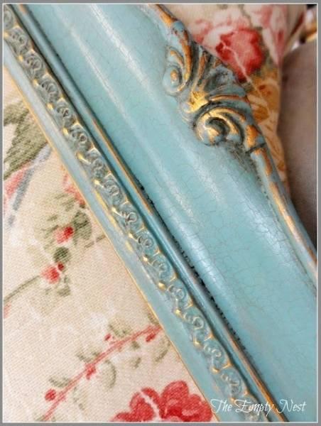 Kraqueleour lakk, step 1, Chalk Paint(tm) dekorativ Paint by Ann