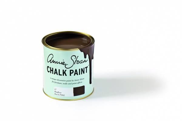 Bilde av Honfleur, Chalk paint by