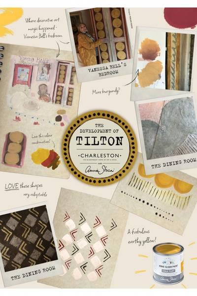 Paint Tilton 1 l Annie Sloan Chalk Paint