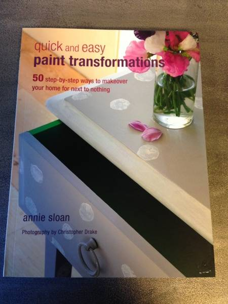 Barcelona Orange Chalk Paint(tm) dekorativ Paint by Annie Sloan